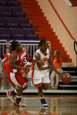 Clemson Women's Basketball Falls To Georgia Tech, 63-57