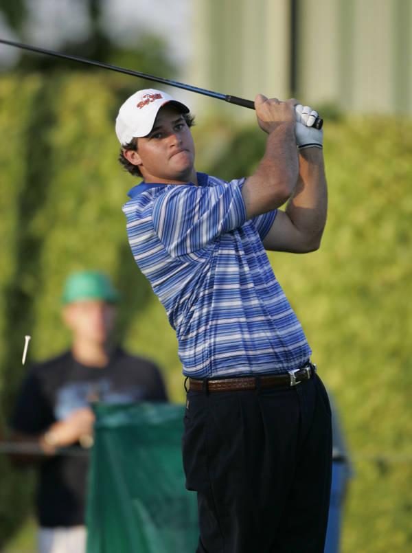 Saunders Makes PGA Tour