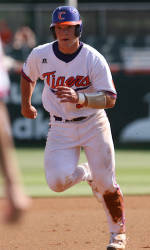 Tiger Baseball Team to Play Host to Presbyterian Tuesday Evening