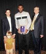 Clemson Basketball Announces 2009-10 Awards Winners
