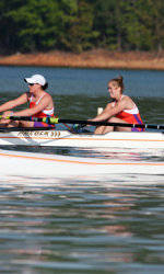 Tiger Rowing Concludes Day One at Aramark Sprints