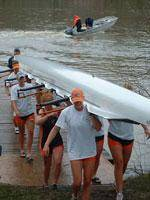 Rowing Travels to Head of the Tennessee Regatta