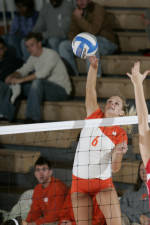Tiger Volleyball To Play Host To A Pair Of ACC Foes This Weekend