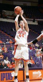 Amanda Frist Named to 2006 All-ACC Academic Women's Basketball Team