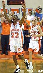 Lady Tigers To Play Charleston Southern Thursday