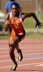 Clemson's Ronald Richards Named ACC Men's Track And Field Co-Performer Of The Week