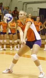 Clemson Volleyball Heads to Florida for a Pair of Key ACC Matches