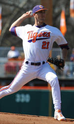 Tigers Outlast #1 Florida State 9-7 in First Game of Doubleheader Monday
