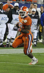 Spiller and McDaniel Named All-Americans by CBS Sportsline