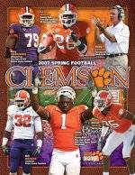 2007 Spring Game Programs Still Available