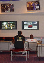 Clemson Football Locker Room Virtual Tour