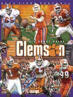 2004 Football Media Guide And Desktop Wallpaper