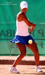 Women's Tennis Signs Blue-Chipper Tristen Dewar