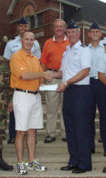 Commemorative Clemson-Texas A&M Football T-shirt Raises $5,000 for Clemson Army and Air Force ROTC Departments