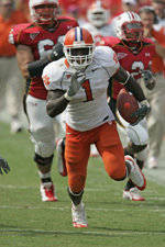 James Davis Tabbed ACC Rookie-of-the-Year
