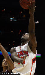 Clemson Falls 68-63 in ACC Tournament to Virginia Tech