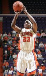 Lloyd Leads Clemson To 84-73 Win At Virginia Tech on Thursday