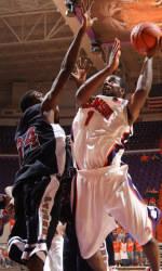Tigers Down TCU at Charleston Classic, Advance to Championship Game