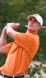 Clemson In Ninth Place After First Round Of Hootie At Bulls Bay