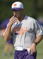 Clemson Football Practice Report: Day 4