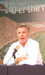 Tommy Bowden Press Conference Quotes