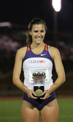 Kulik Establishes Host of Records in Steeplechase Victory at ACC Outdoor Championships