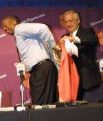 Bennett Honored With NAADD Lifetime Achievement Award