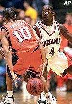 Tigers Fall Short At Virginia, 76-62