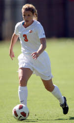 Clemson Women's Soccer Team to Travel to #6 Maryland and #11 Boston College this Weekend