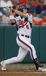 Tiger Baseball Team to Play Host to North Carolina in Three-Game Series this Weekend