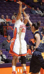 Lady Tiger Defense Stifles in 66-44 Win Over South Carolina State