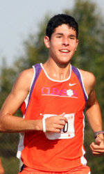 Men's Cross Country Fourth at ACC Championships