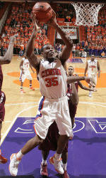 Clemson to Face Michigan Thursday Night in First Round of 2009 NCAA Men's Basketball Tournament