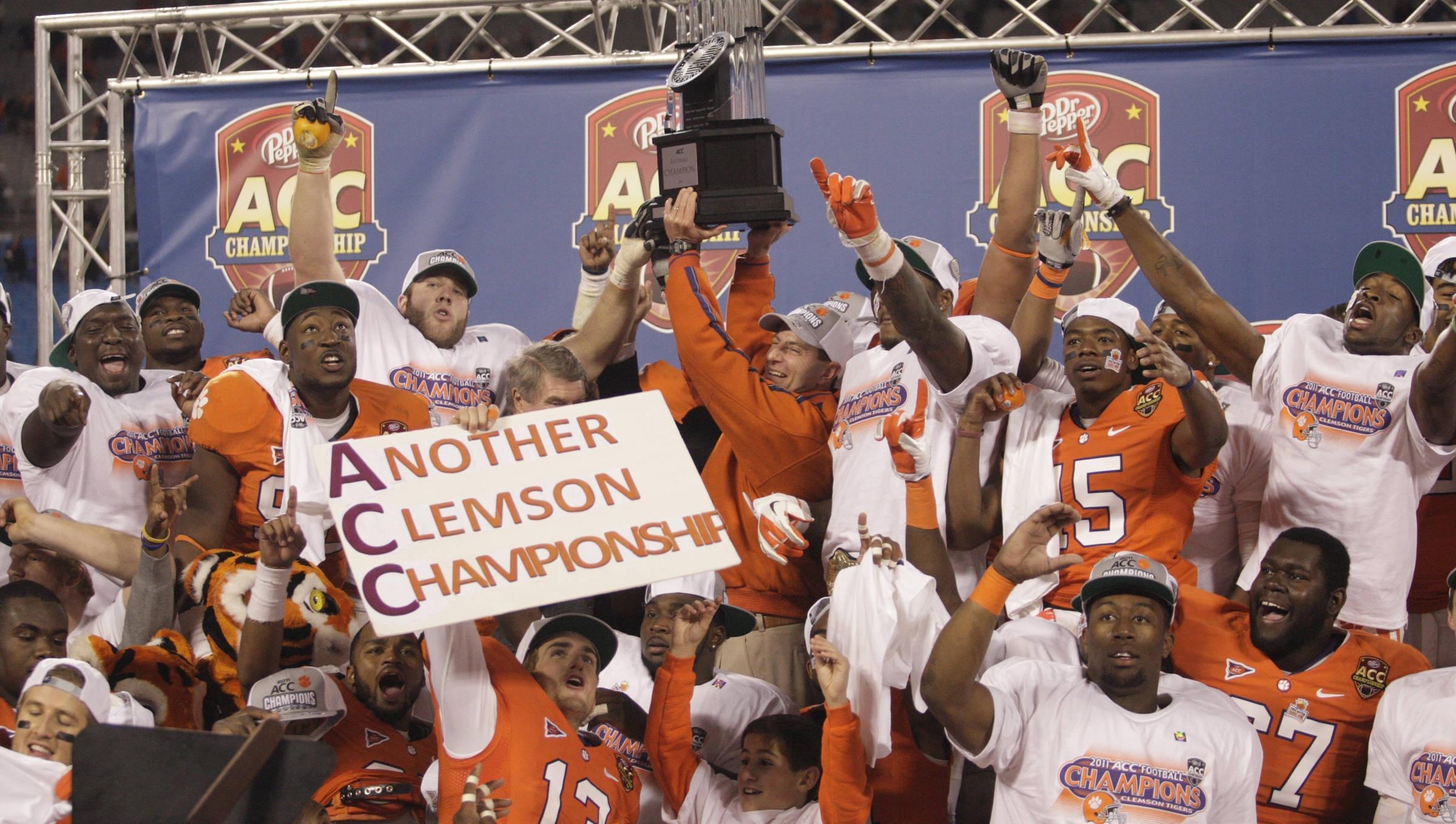 2011 Clemson Football Season Highlight Video