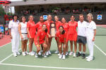 2005-06 Women's Tennis Schedule Announced