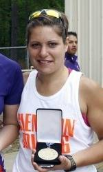 Laura D'Urso Named to 2011 CRCA All-America Second Team
