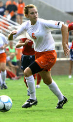 Molly Franklin Named to Soccer Buzz Elite Team of the Week