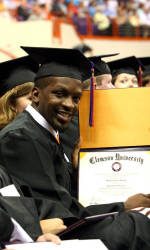 Eight 2008 Tigers Already Have Degrees