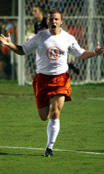 Clemson's Danny Poe Earns ACC Men's Soccer Player of the Week Accolade