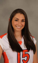 Vickery Hall Women's Student-Athlete of the Week – Kelsey Murphy