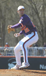 Clemson Baseball to Face Wake Forest on the Road this Weekend