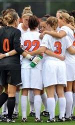 Clemson Women's Soccer Team Falls to #6 North Carolina Thursday in Chapel Hill