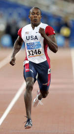 Crawford Qualifies for 200m Final at IAAF World Championships