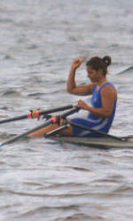 Clemson Rower Laura D'Urso Wins Irish National Championship