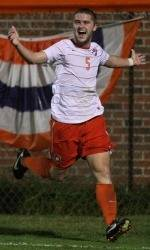 Clemson and East Tennessee State Tie 1-1