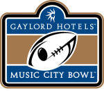 Gaylord Hotels Music City Bowl Ticket Information