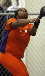 Tiger Track & Field Shows Out Saturday at Clemson Challenge