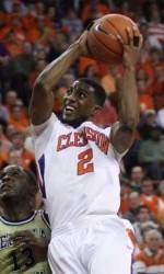 Clemson Men's Basketball Team to Face Wake Forest on the Road Sunday Evening