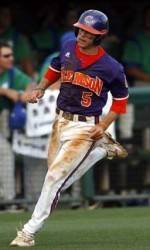 Tiger Baseball Team to Face Maryland in Three-Game Series in College Park, MD this Weekend