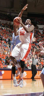 Clemson-Boston College Men's Basketball Game Sold Out